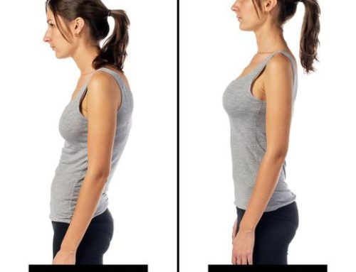4 Reasons to improve your posture