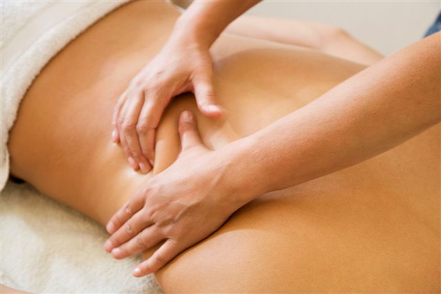 deep tissue manipulation rolfing sessions