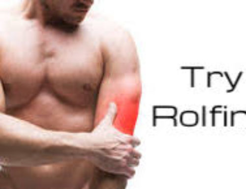 Athletes benefit from Rolfing