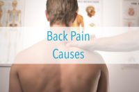 Common back pain causes